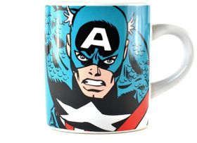 Marvel: Captain America Mini Mug (Parallel Import)
