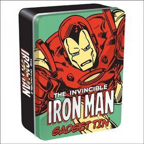 Marvel: Iron Man Gadget Tin (Parallel Import)
