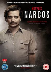 Narcos: The Complete Season One (DVD)