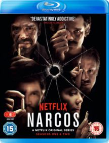 Narcos: The Complete Seasons One & Two (Blu-Ray)