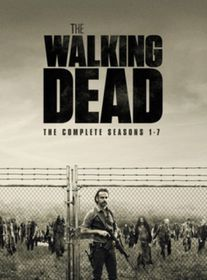 The Walking Dead: The Complete Seasons 1-7 (DVD)
