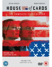 House of Cards: The Complete Fifth Season (DVD)