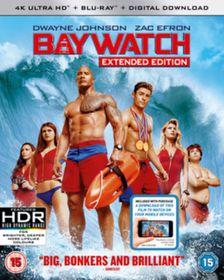 Baywatch (4K Ultra + Blu-Ray)