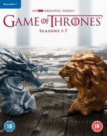 Game of Thrones: The Complete Seasons 1-7 (Blu-ray)