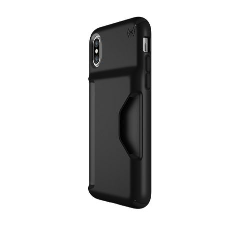 low priced e3947 0072f Speck Wallet Case for Apple iPhone XS/X - Black