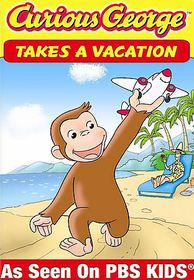 Curious George:Takes a Vacation and D - (Region 1 Import DVD)