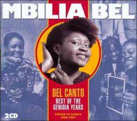 Mbilia Bel - Bel Canto (CD)