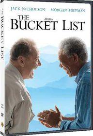 The Bucket List (2007) - (DVD)