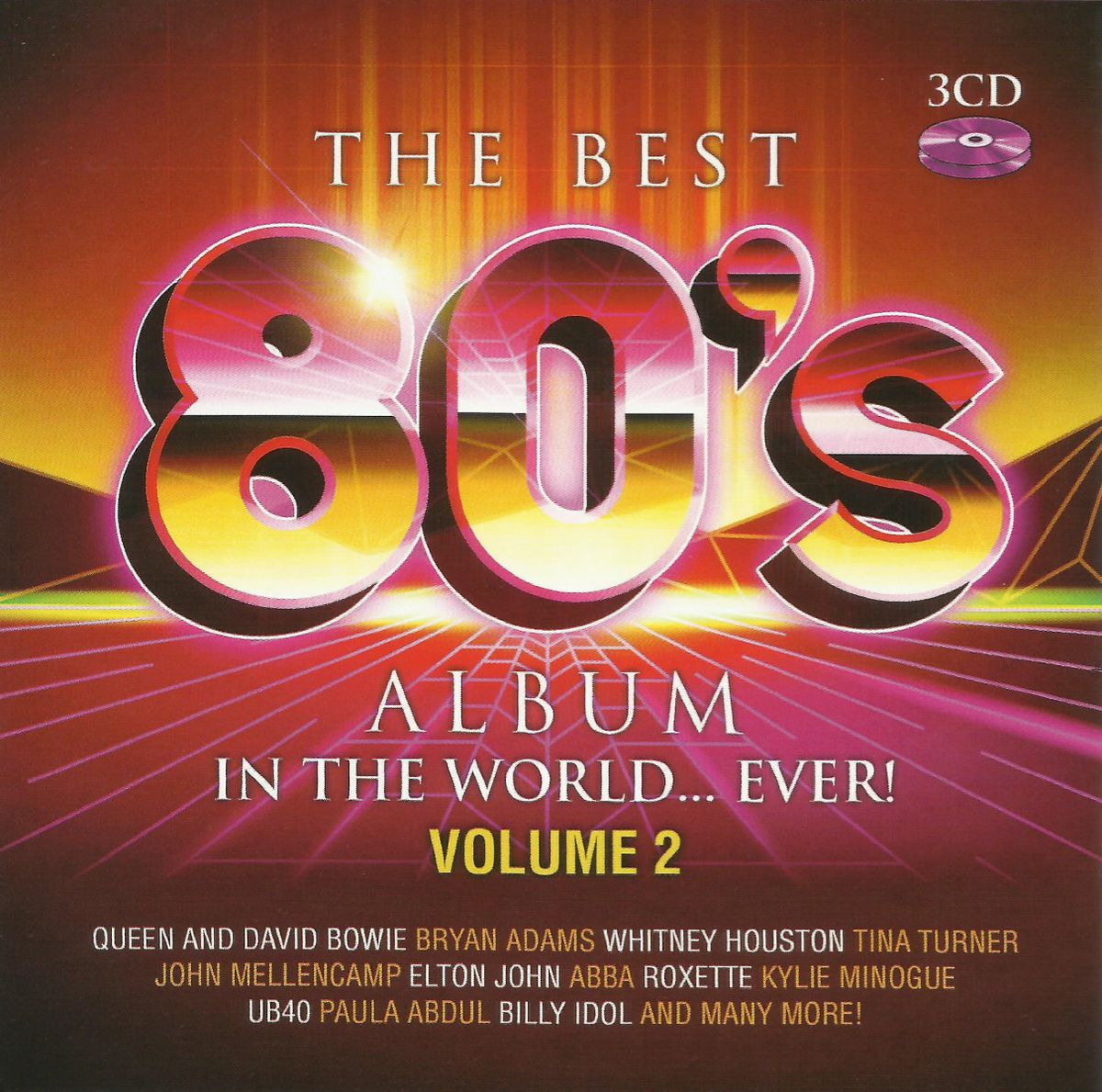 Various Artists - The Best 80's Album In The World Ever Vol.2 (cd) | Buy Online in South Africa ...