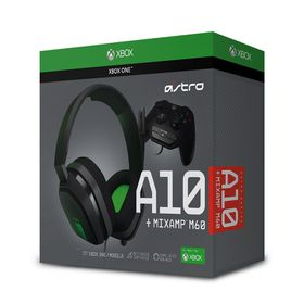Astro Gaming Headset - A10 + MixAmp M60 Grey/Green - (Xbox One)