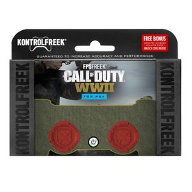 Kontrolfreek Thumbsticks - COD WW2 (PS4)