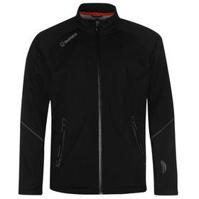 Sunice Men's Jay Stretch Golf Rain Jacket - Black