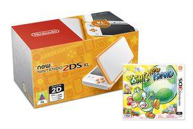 Nintendo 2DS XL + Yoshi's New island (2DS XL)