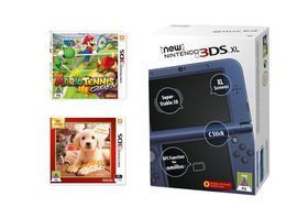 Nintendo 3DS XL + 2 games (3DS XL)