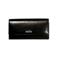 Jekyll & Hide 3237 Venice Card Purse - Black