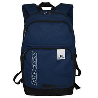 Kings Backpack - Navy & White