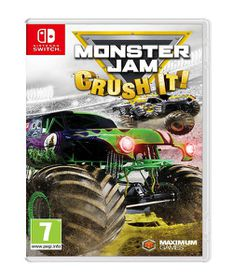 Monster Jam (Nintendo Switch)
