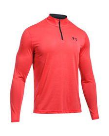 Under Armour Mens Threadborne Siro 1/4 Zip Jacket - Marathon Red