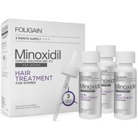 Foligain 2% Minoxidil Hair Loss Treatment - Woman