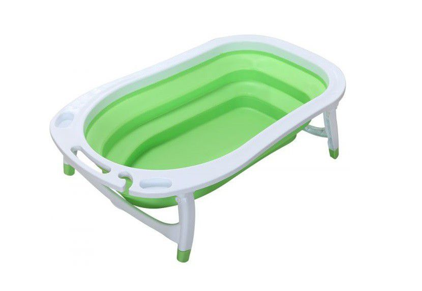 Cottonbox Collapsible Baby Bath - Green | Buy Online in South ...