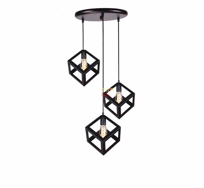 Modern Pendant Lamp Square