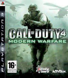 Call of Duty 4: Modern Warfare (PS3 Platinum)