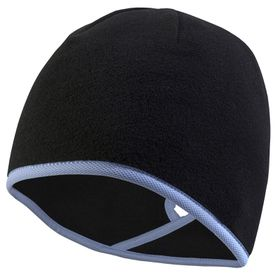 TrailHeads Women's Ponytail Hat - Black & True Blue