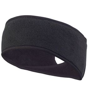 TrailHeads Women's Ponytail Headband - Black