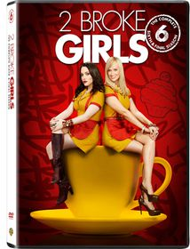 2 Broke Girls - Season 6 (DVD)