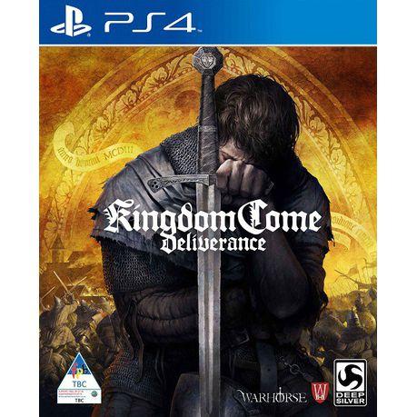 Kingdom Come: Deliverance (PS4)