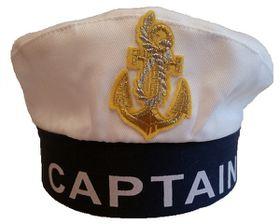 bfc89480b Katty House Unisex Captain Pilot Hat - Dark Blue | Buy Online in ...