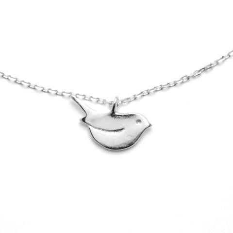 Silverbird sterling silver plain bird pendant buy online in south silverbird sterling silver plain bird pendant mozeypictures Image collections