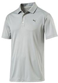Puma Men's Performance Golf Polo Shirt - Quarry