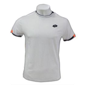 Lotto Men's Aydex II T-Shirt - White & Black