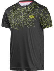 Lotto Men's Gravity II BS T-Shirt - Black