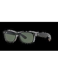 252b69afdb Ray-Ban New Wayfarer RB2132 6052 55 Sunglasses