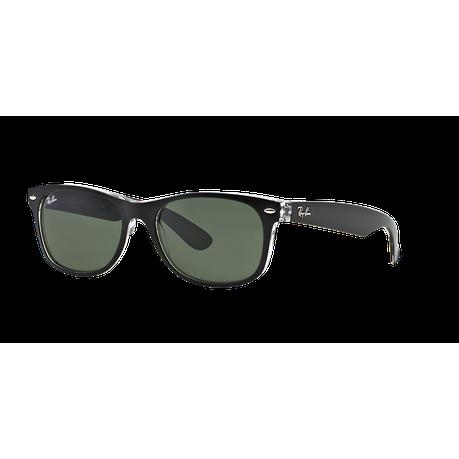 0b51bb1f1aa Ray-Ban New Wayfarer RB2132 6052 55 Sunglasses