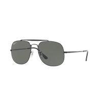 579c386a294 Ray-Ban The General RB3561 002 58 57 Polarized Sunglasses