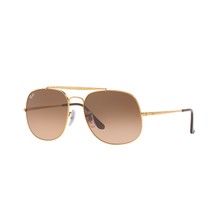 e0e9470d165 Ray-Ban The General RB3561 9001A5 57 Sunglasses