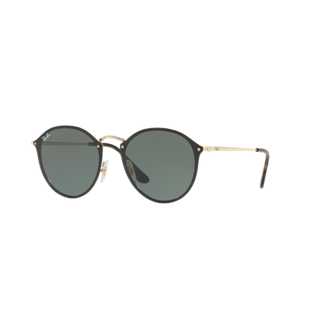 Ray-Ban Blaze Round RB3574N 001 71 59 Sunglasses   Buy Online in ... 319cafca88