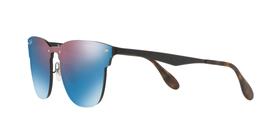 e2b95f8e172 Ray-Ban Blaze Clubmaster RB3576N 153 7V 41 Sunglasses