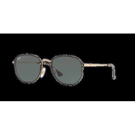 b32443936b7ce Ray-Ban Blaze Hexagonal RB3579N 001 71 58 Sunglasses   Buy Online in ...
