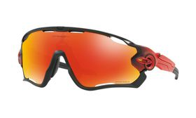 Oakley Jawbreaker OO9290-23 Sunglasses - Ruby Fade with Prizm Ruby Lens
