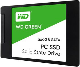 "WD Green 240GB 2.5"" SATA SSD"