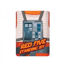 Star Wars: Metal Magnet - Red Five (Parallel Import)