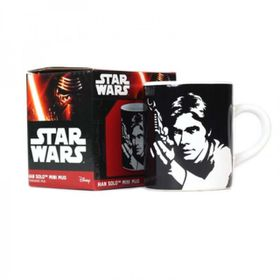 Star Wars: Han Solo - Never Tell Me The Odds - Espresso Mug (Parallel Import)