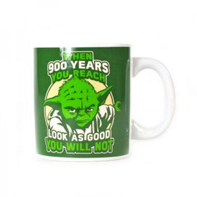 Star Wars: Mug - When 900 Years (Parallel Import)