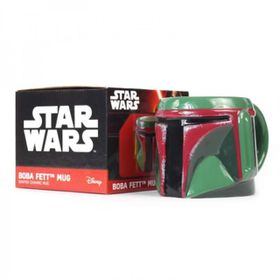 Star Wars: Shaped Mug Boba Fett (Parallel Import)
