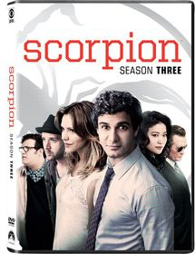 Scorpion Season 3 (DVD)