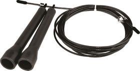 Medalist Skip Rope/Cable - Black